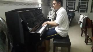 Xe Đạp - Thùy Chi - Piano Cover
