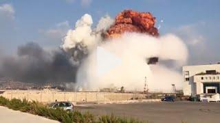 عاجل ومباشرة من لبنان... اخر تطورات انفجار بيروت وسقوط مئات الجرحى ودمار هائل يزرع الرعب فاللبنانيين