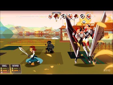 Cris Tales Gameplay (PC HD) [1080p60FPS]