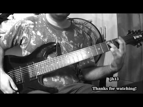 Fear Factory - Linchpin (guitar cover)