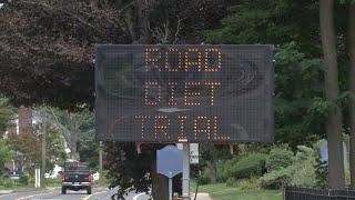 The North Main Street Road Diet - Phase II Trial Underway