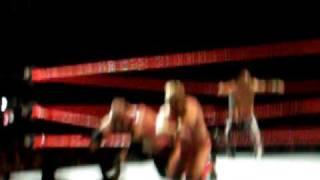 WWE in Odessa TX