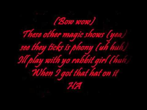 BOW WOW FT TREY SONGZ MIDNIGHT MAGIC W/ON SCREEN LYRICS