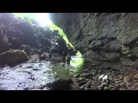Mulu National Park, Valley walk, Garden of Eden 1