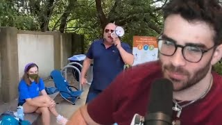 Hasanabi Reacts to Alex Jones Harassing City of Austin Lifeguards
