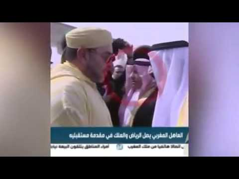 Saudi King fires senior aide after he is caught on live TV '