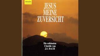 Der Himmel lacht, die Erde jubilieret, BWV 31: So fahr ich hin zu Jesu Christ
