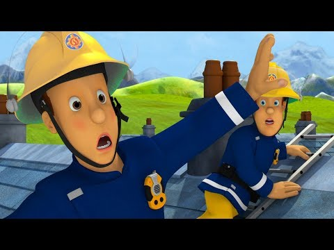 Fireman Sam New Episodes HD | Open Day at the firefighters station | Best Saves 1h 🔥🚒 Kids Movie