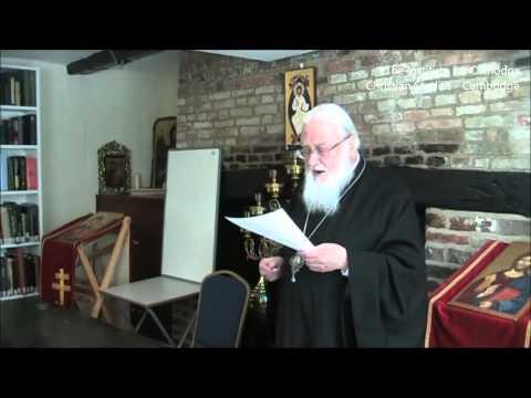 Metropolitan Kallistos - 'From Light to Darkness: the Christian Journey Strangely Reversed'