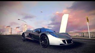 Asphalt 8 Airborne - San Diego Harbour - Hennessey Venom GT Android Gameplay HD