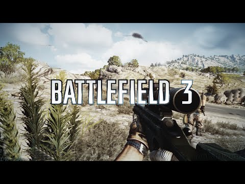 Battlefield 3 - PS3 - Rush - Kharg Island - 1080p [HD] - 60fps