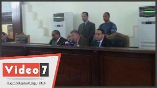 """بالفيديو..السجن المشدد 10 سنوات لـ6 متهمين فى """"أحداث عنف مصر القديمة"""""""