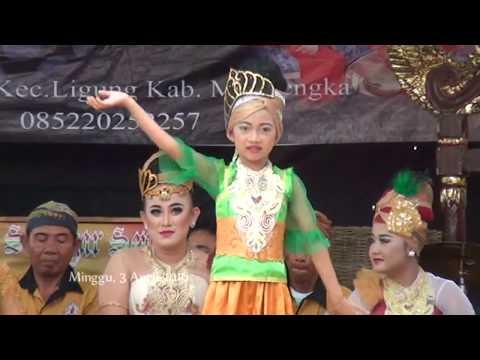 Penari Cilik I Tepang Sono I Tari Sunda Jaipong I Agni Mayang Cinde