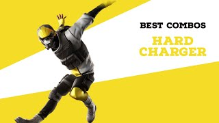 Best Combos | Hard Charger | Fortnite Skin Review