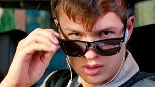 BABY DRIVER - First 6 Minutes From The Movie (2017)