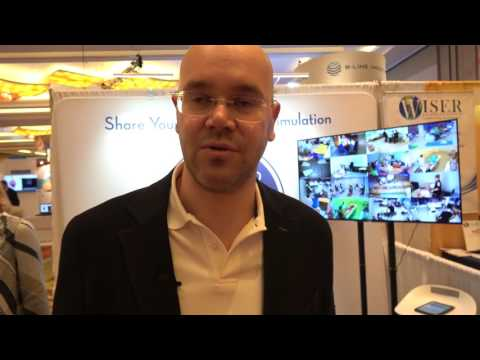 Hybrid Lab Showcases eLearning Simulation Solutions   IMSH 2017 Interview