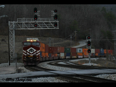 Two Awesome Days on the CNO&TP in Tennessee - Day 2 of 2 (12/31/2016)