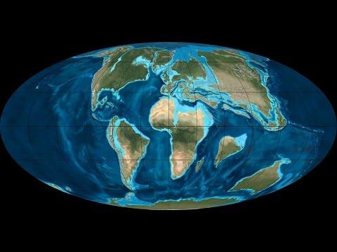 Storia dei continenti