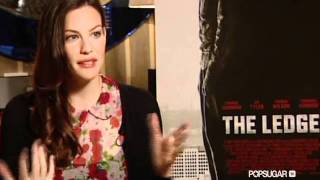 Liv Tyler on Indie Movie The Ledge and Keeping Herself Centered