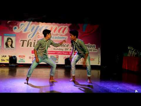 Lift Karade (Remix) | Live Dance performance | Duet Dance Competition