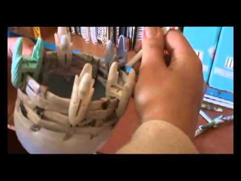 final CESTA reciclaje plástico y papel 3ª parte xvid