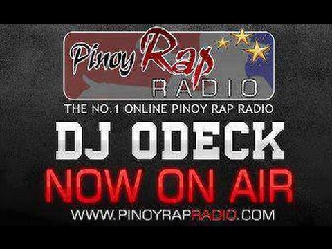 DJ ODECK PINOY RAP RADIO 07/20/15