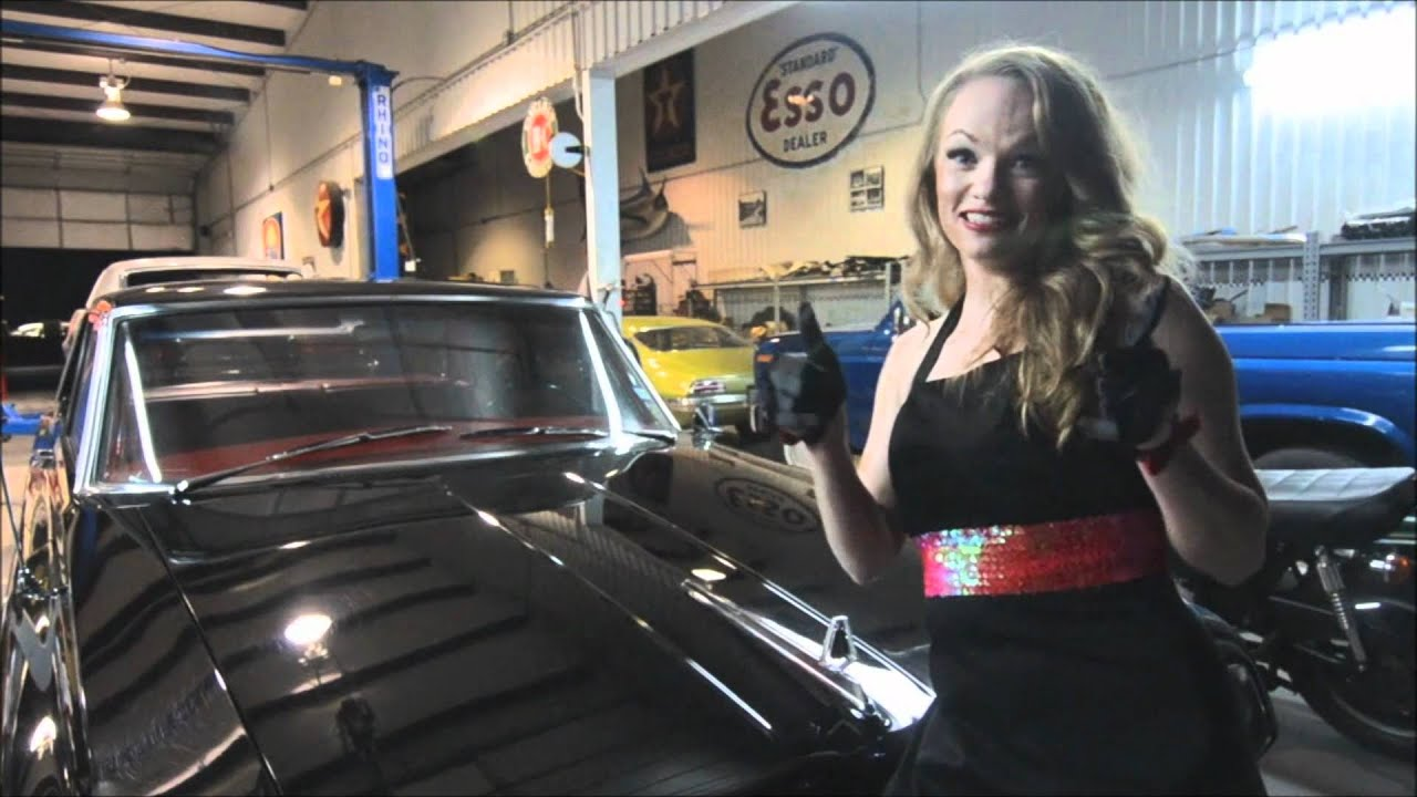 mo' muscle cars - pin-up shoot with warwick boudoir - youtube