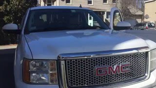 Things you should know before buying a Gmc sierra denali 1500