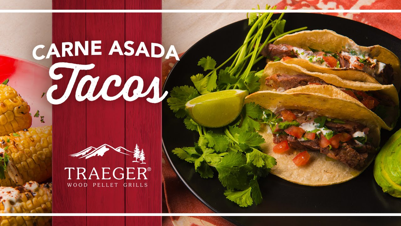 Easy And Quick Tacos Recipe By Traeger Grills Youtube