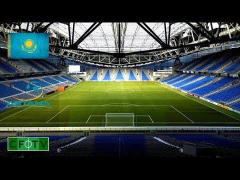 Astana Arena - FC Astana Stadium (Kazakhstan)