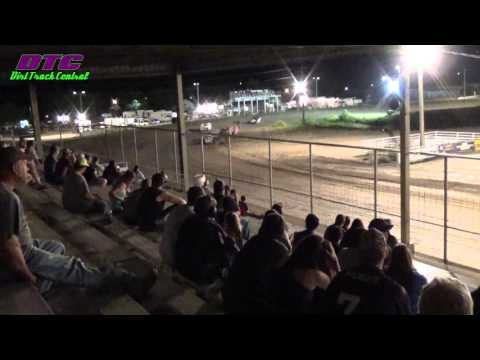 IMCA Sport Mod A Feature Thomas County Speedway 9-4-15