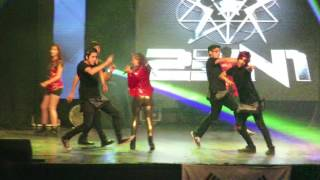 2en1 dance cover crush im the best kpop world festival chile ncc 2016