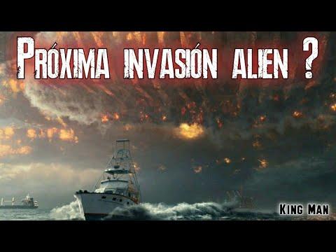 Ya empezó la invasión extraterrestre ?