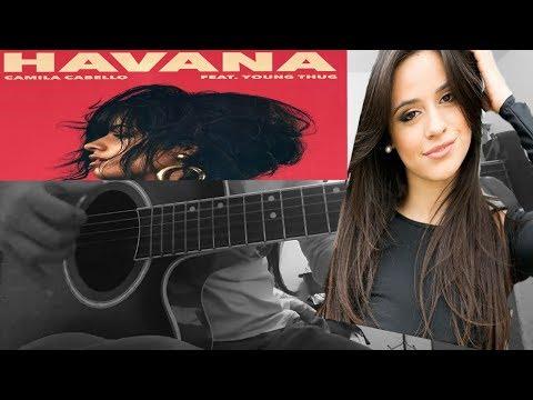 (Camila Cabello) Havana-Fingerstyle Guitar