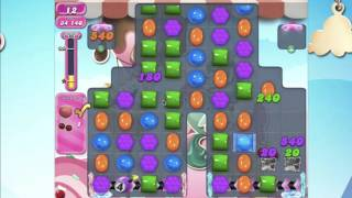 Candy Crush Saga Level 1620   BEAT IN 6 MOVES