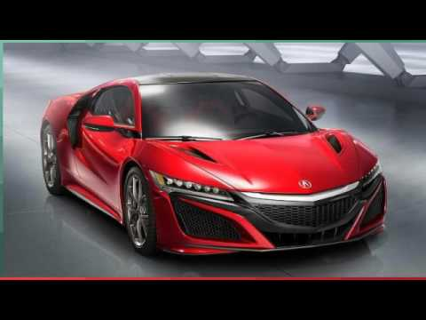 2018 honda nsx type r. fine type 2018 acura nsx type r review price and release date for honda nsx type r