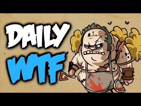 Dota 2 Daily WTF - Most Extreme Clip Evere... or not