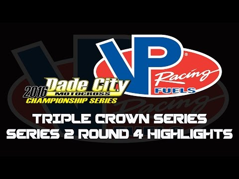 DCMX/VP Racing Fuels Triple Crown Series | Round 4
