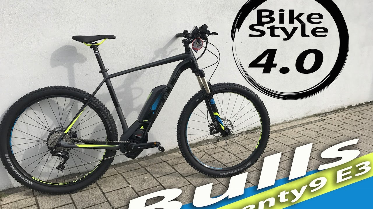 bulls twenty9 e3 bosch performence cx 2017 e bike youtube. Black Bedroom Furniture Sets. Home Design Ideas