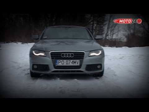Audi A4 20 Tdi Wzór W Klasie Moto24tv Youtube
