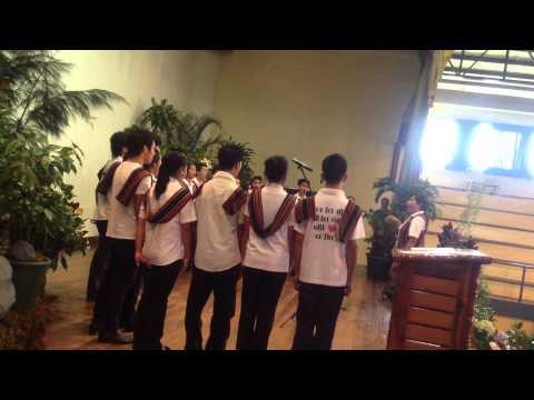 Cordillera Hymn by Benguet State University- Glee Club