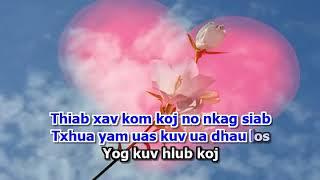 Jai Sung Ma Hmong Girl (Karaoke)