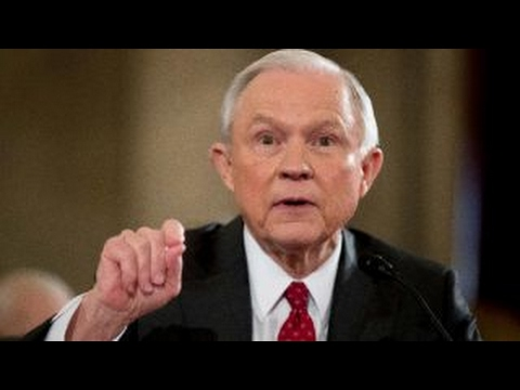 Jeff Sessions confirmed as Attorney General