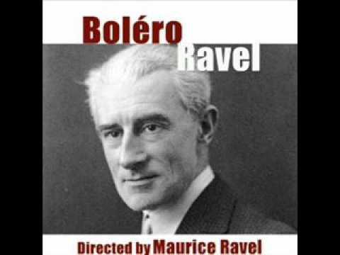 MAURICE RAVEL       le boléro              ( 1928 )