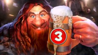 Hearthstone - Top 5 Funny Fails and Lucky Moments 16 ft. King Krush | Hearthstone Top Decks