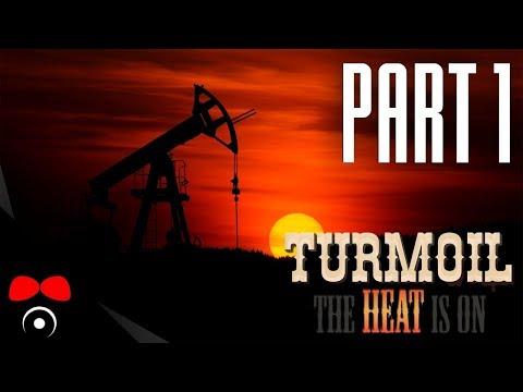 MISTR TĚŽAŘ JE ZPĚT! | Turmoil: Heat Is On #1