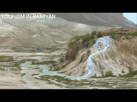 NATO in Afghanistan - Tourism in Bamiyan province