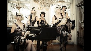 The Sugar Swing Cats | The 20s Reloaded Vintage Party-Showact