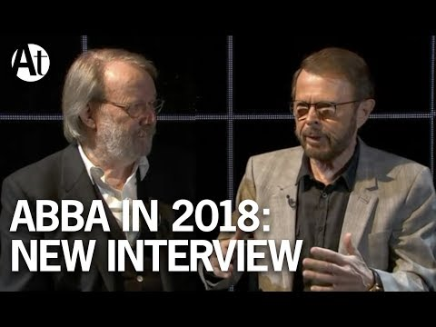 ABBA REUNION 2018 INTERVIEW on NEW  SONGS I Still Have Faith In You 2019 avatar tour