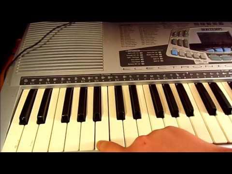 apprendre ed sheeran shape of you au piano FACILE